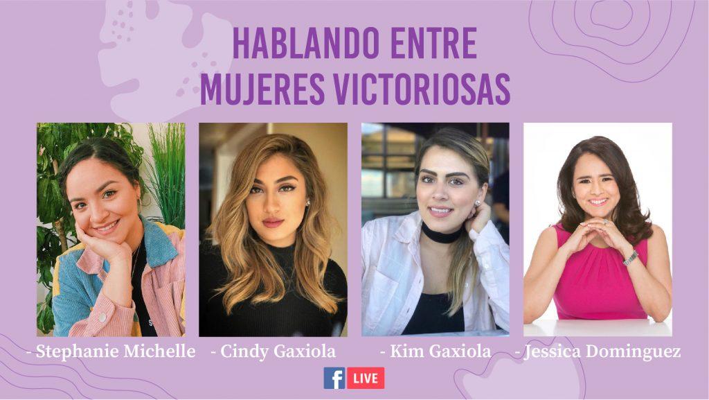 Thumbnail Mujeres Victoriosas (Live Youtube)