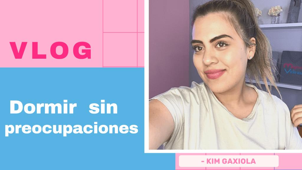 Thumbnail Vlog Kim Gaxiola